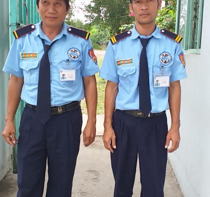 Công ty bảo vệ Ngự Lâm