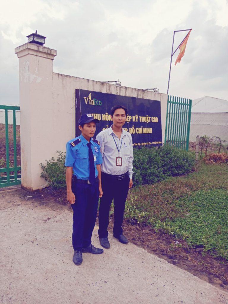 Công ty bảo vệ Minh Phúc