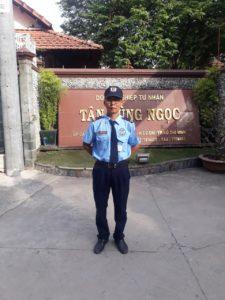 Công ty bảo vệ chuyên nghiệp Việt An