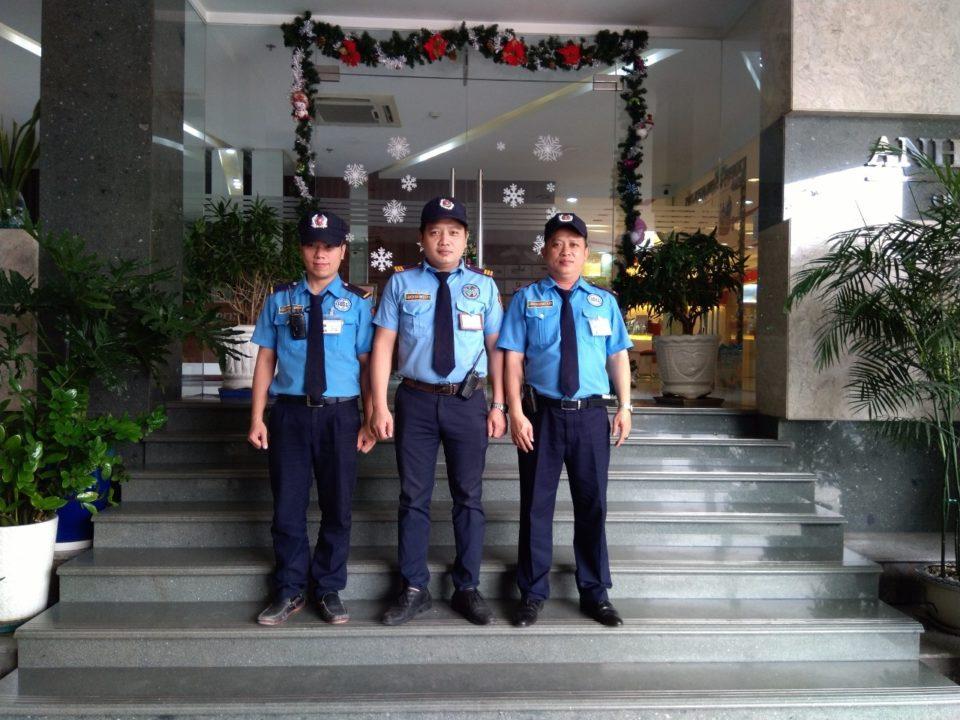 đào tạo bảo vệ uy tín tại khu công nghiệp visip 1
