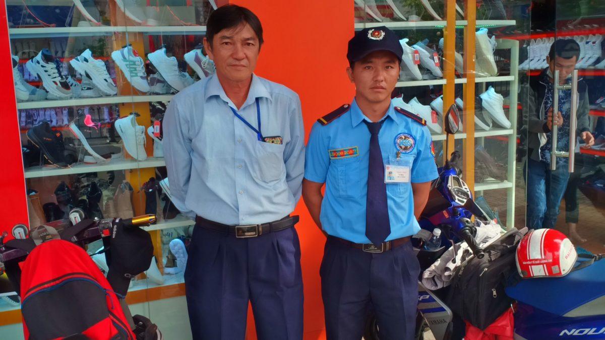 Công ty bảo vệ Nam Sài Gòn