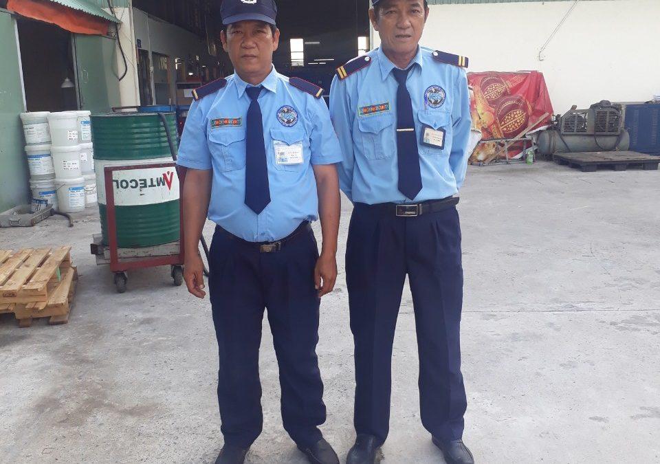 dịch vụ bảo vệ uy tín hcm