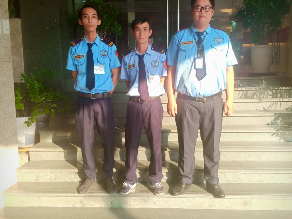 Công ty bảo vệ vệ sĩ