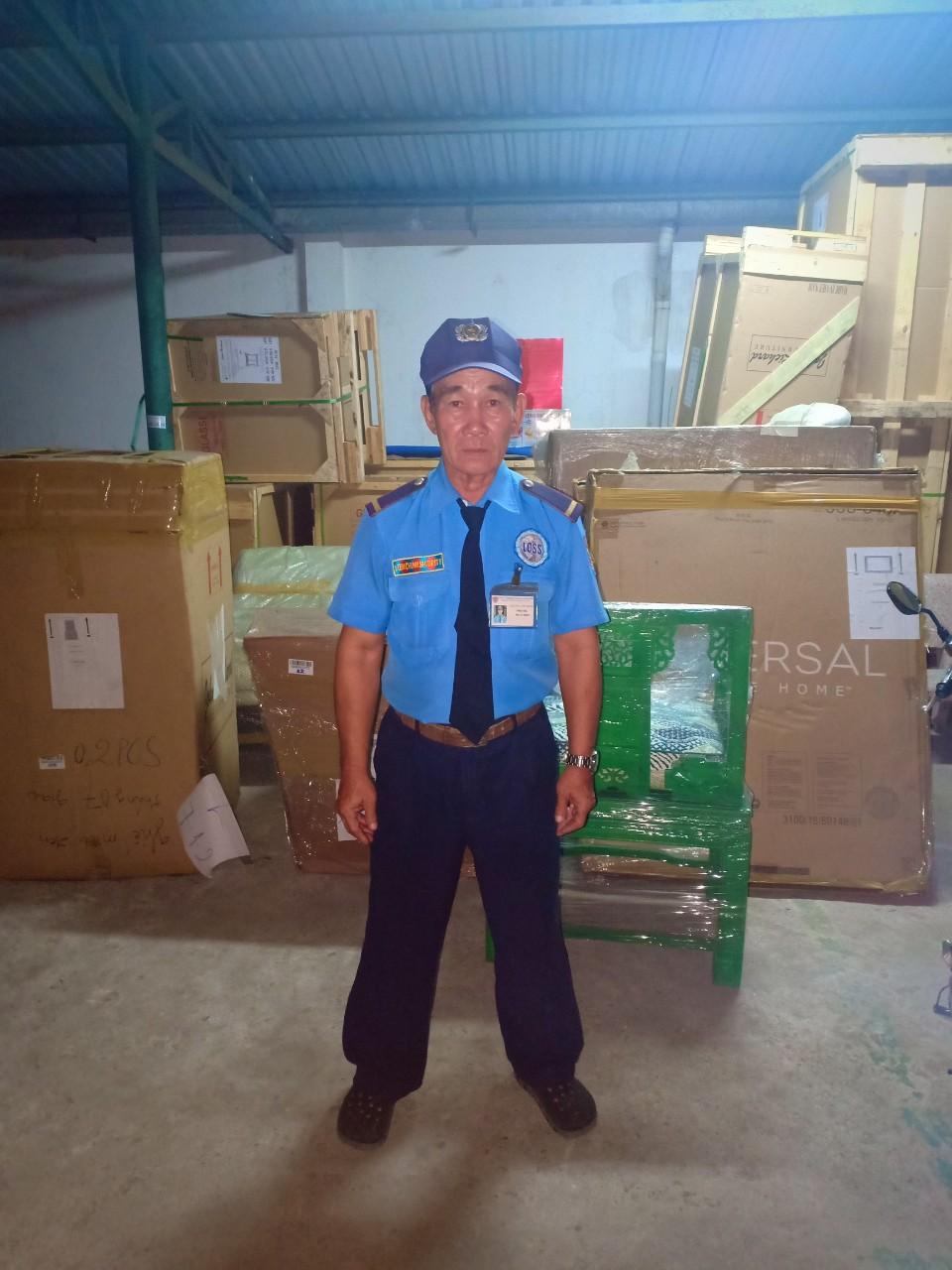Công ty tnhh dịch vụ bảo vệ an toan i.s.p