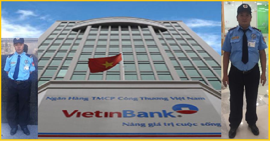 Bao ve ngan hang TMCP Cong Thuong Viet Nam - Vietinbank