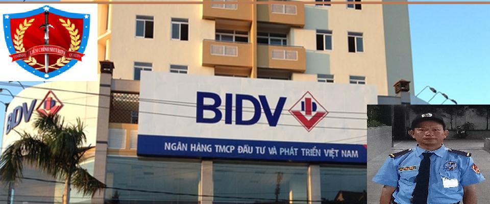 Bao ve ngan hang dau tu va phat trien viet nam - BIDV
