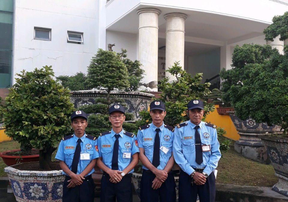 Dịch vụ bảo vệ chuyên nghiệp tphcm