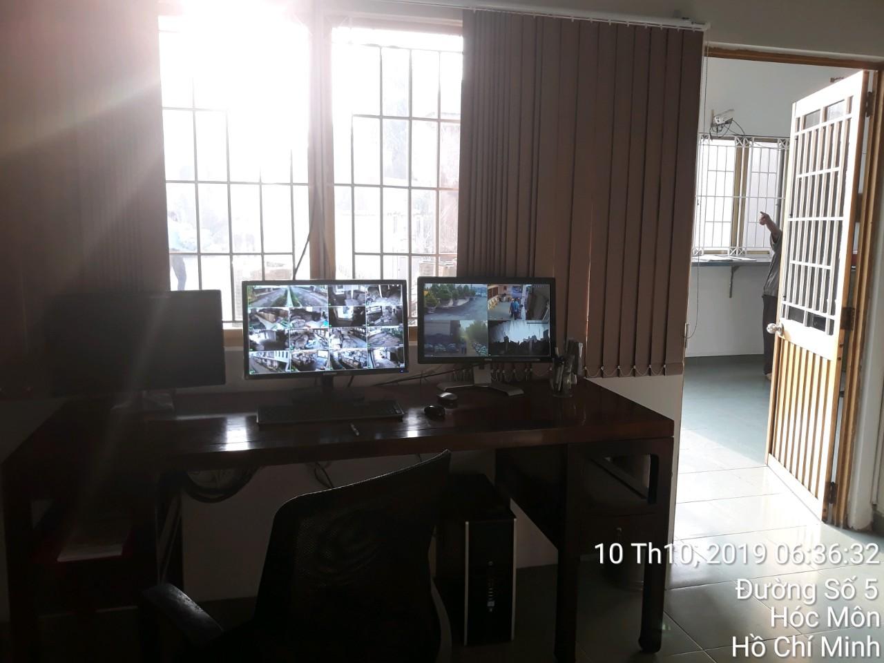 Cung cấp bảo vệ giám sát Camera Cty Hưng Thái 247