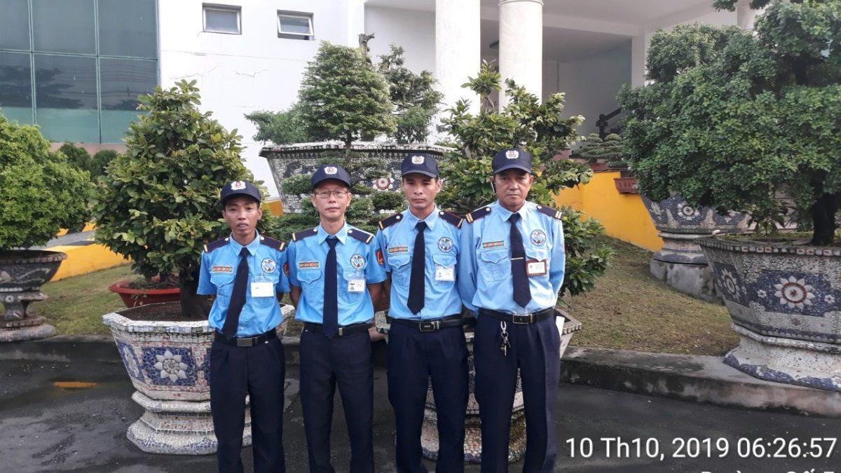 Bảo đảm an ninh cho Cty Thuộc Da Hưng Thái