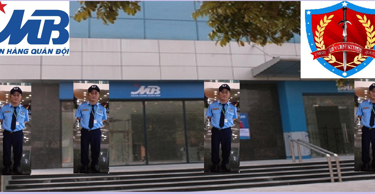 Bảo vệ Ngân hàng TMCP Quân Đội - MB Bank