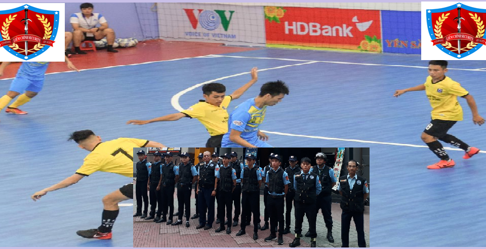 Bao ve Gia bong da Futsal HD Bank VĐQG 2019