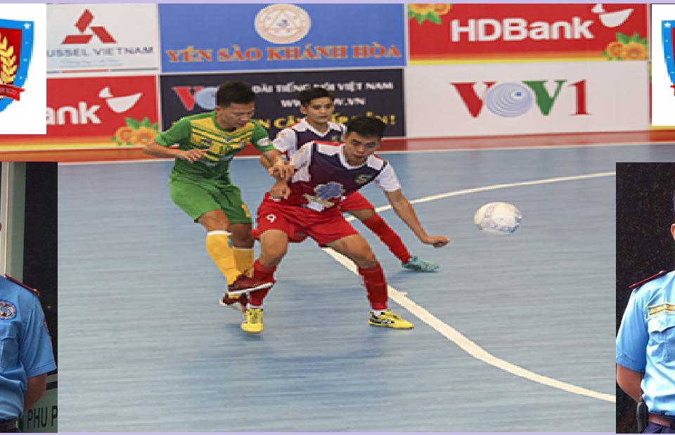 Giai Futsal HDBank Dong Nam A 2019