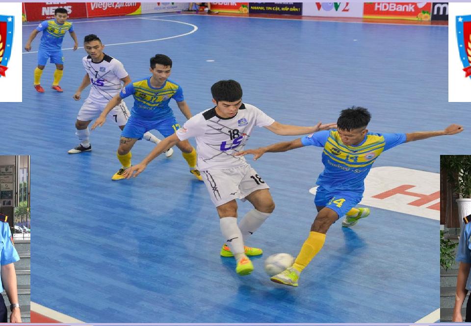 Giai Futsal HDBank Dong Nam A 2019 gia re