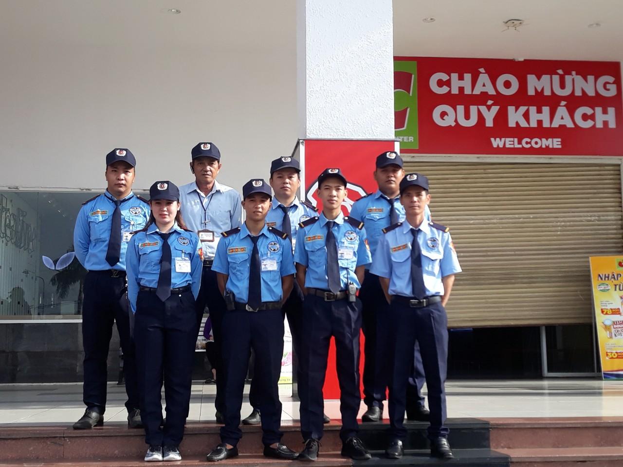Bảo vệ cho BigC Phú Thạnh