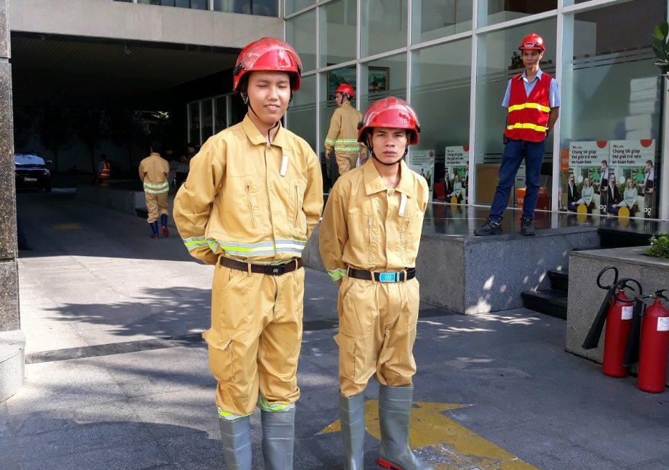 Dịch vụ bảo vệ chuyên nghiệp ở bến tre