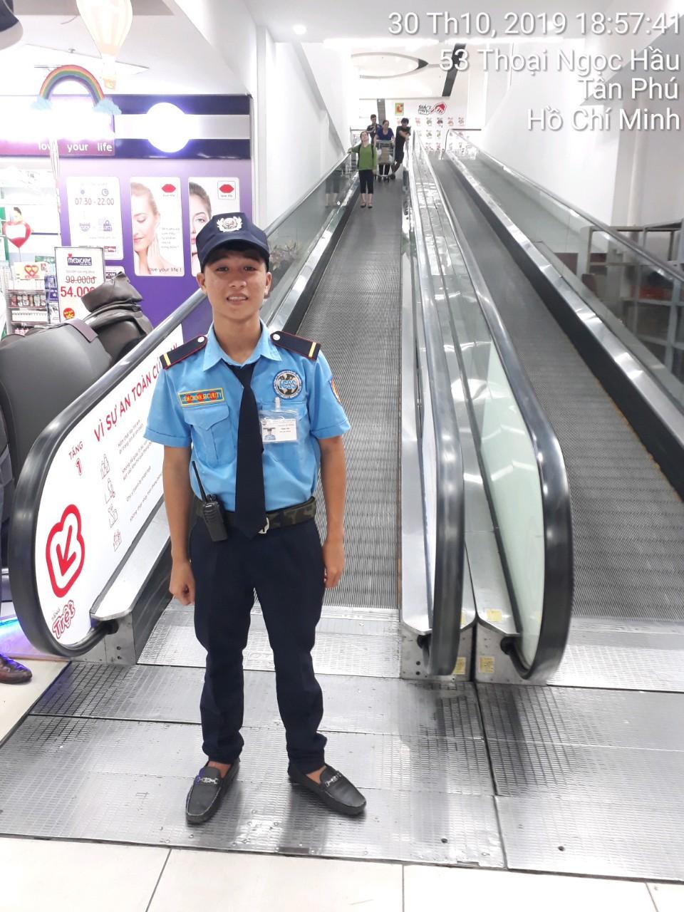 Dịch vụ bảo vệ chuyên nghiệp Long An