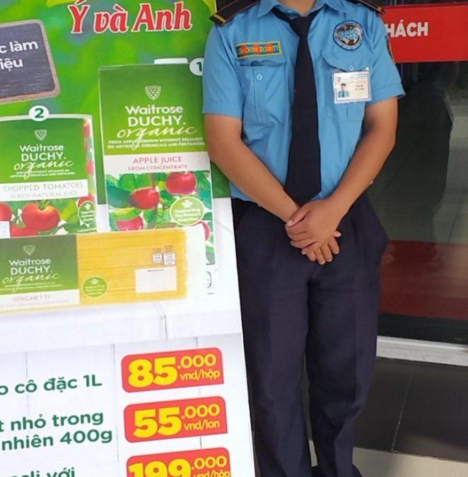 Bảo vệ chuyên nghiệp Bình Định 247h