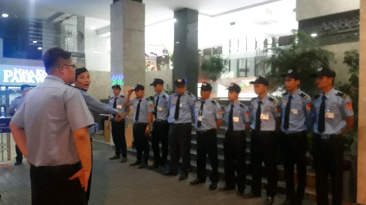 Dịch vụ bảo vệ chuyên nghiệp giá rẻ An Giang