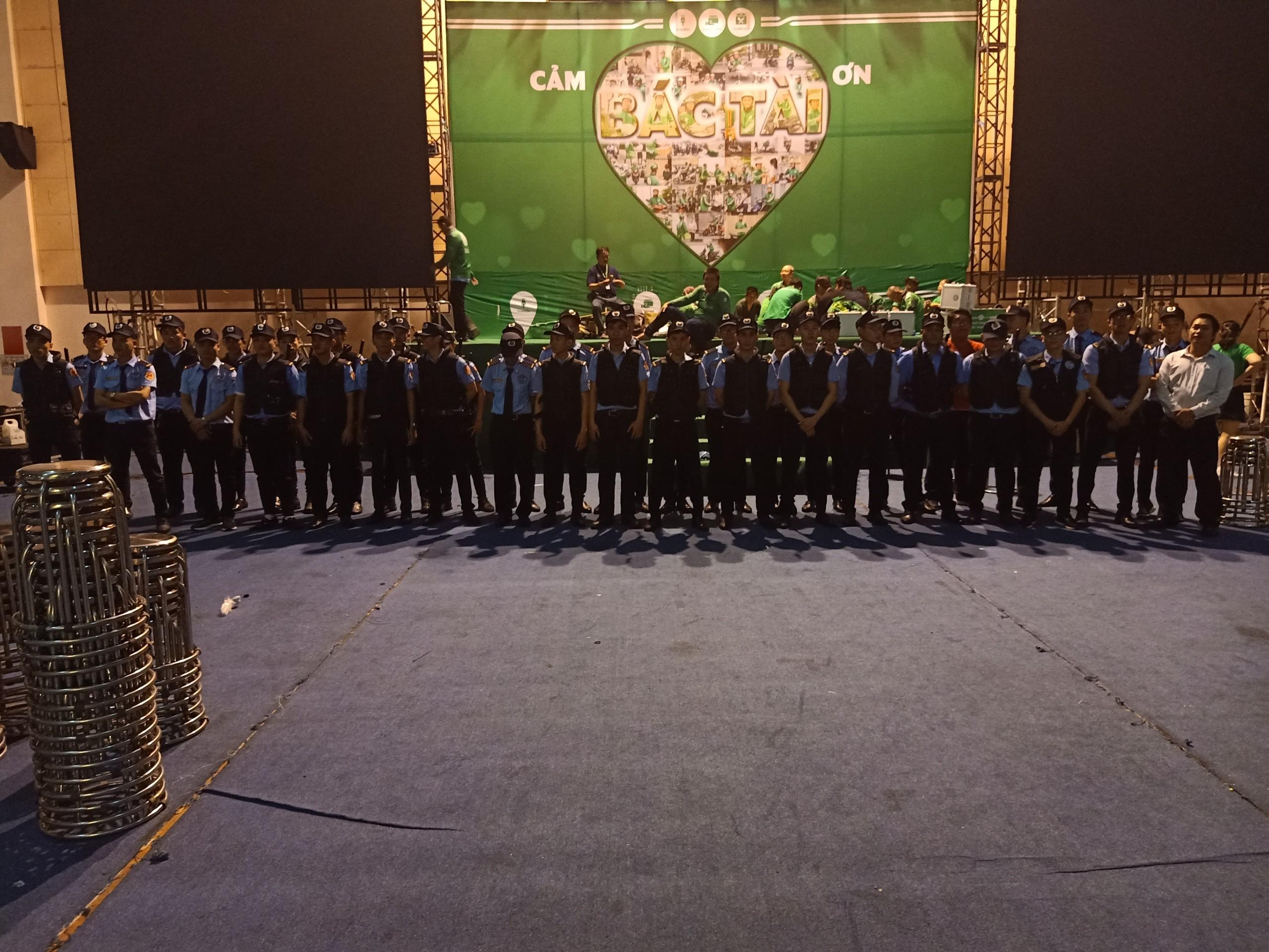 Dịch vụ bảo vệ chuyên nghiệp tại Bắc Ninh