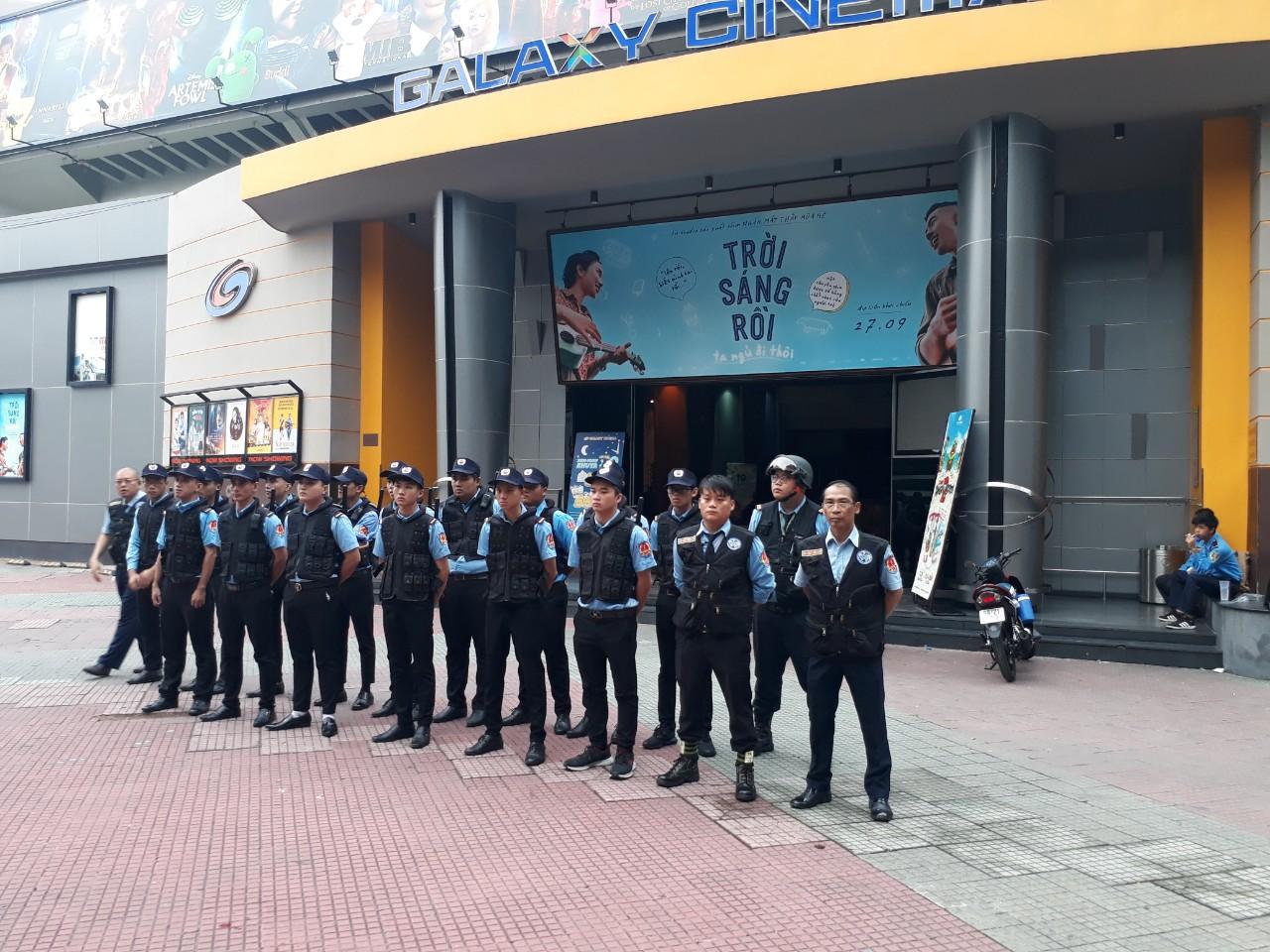 Bảo vệ chuyên nghiệp Bắc Giang 247 giá rẻ