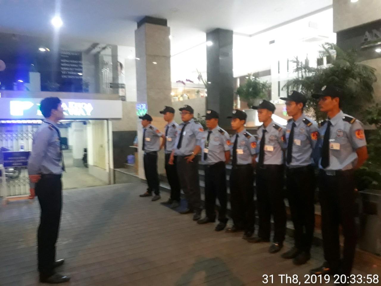Dịch vụ bảo vệ chuyên nghiệp Cao Bằng