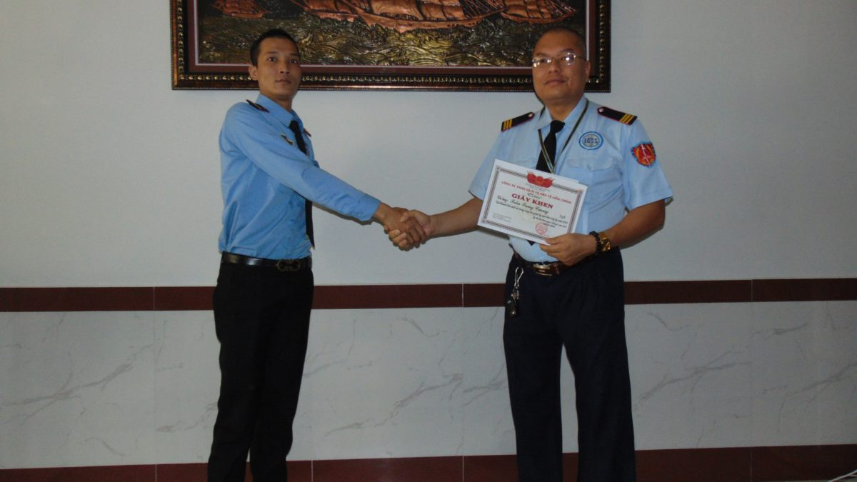Dịch vụ bảo vệ chuyên nghiệp Gia Lai