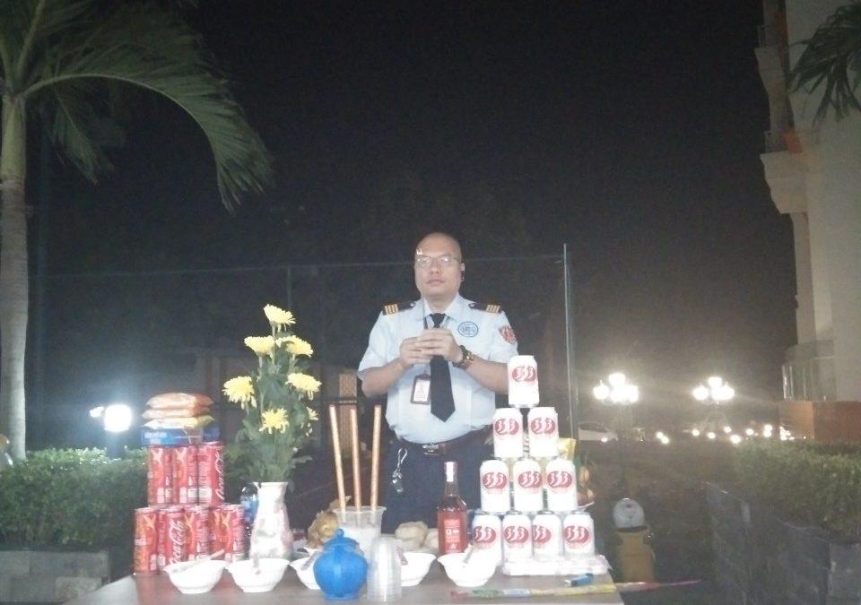 Cty bảo vệ Đồng Tháp
