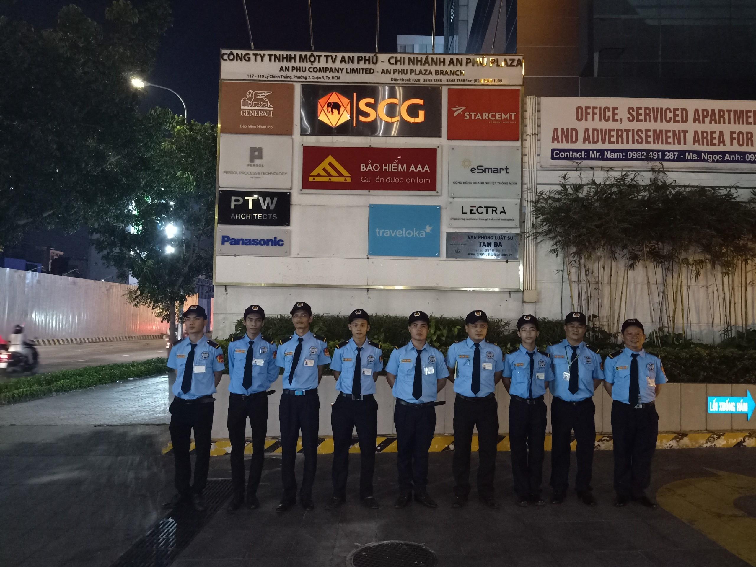 Bảo vệ chuyên nghiệp Đắk Lắk 24h giá rẻ