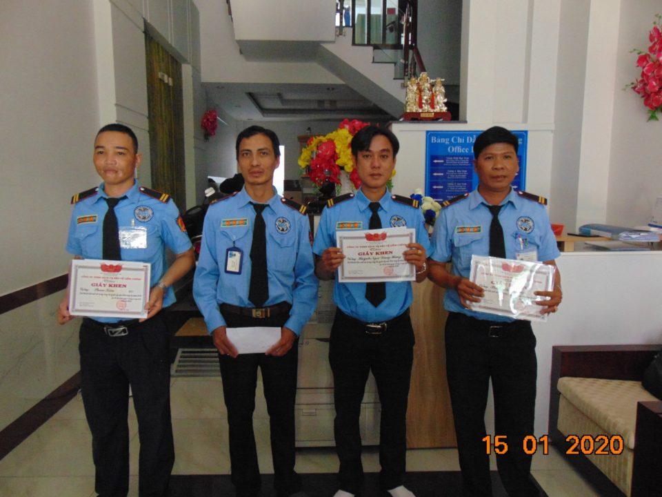 Cty bảo vệ Hà Giang
