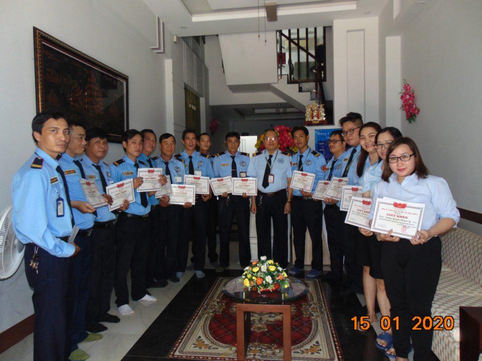 Cty bảo vệ Hà Nam