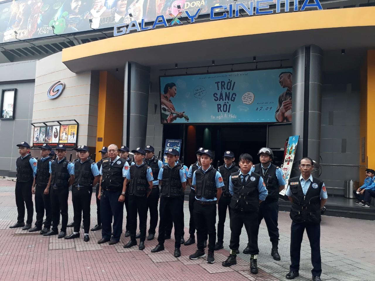 Bảo vệ chuyên nghiệp Đà Nẵng 24h
