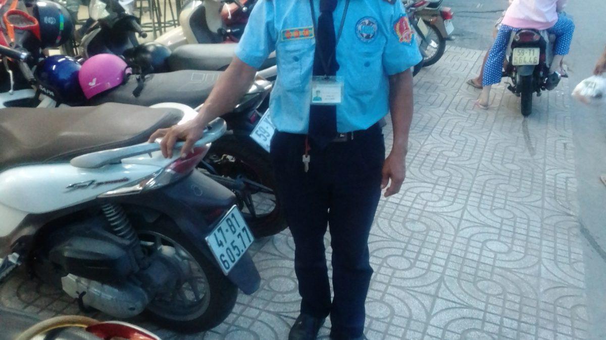 Dịch vụ bảo vệ chuyên nghiệp Đà Nẵng 113