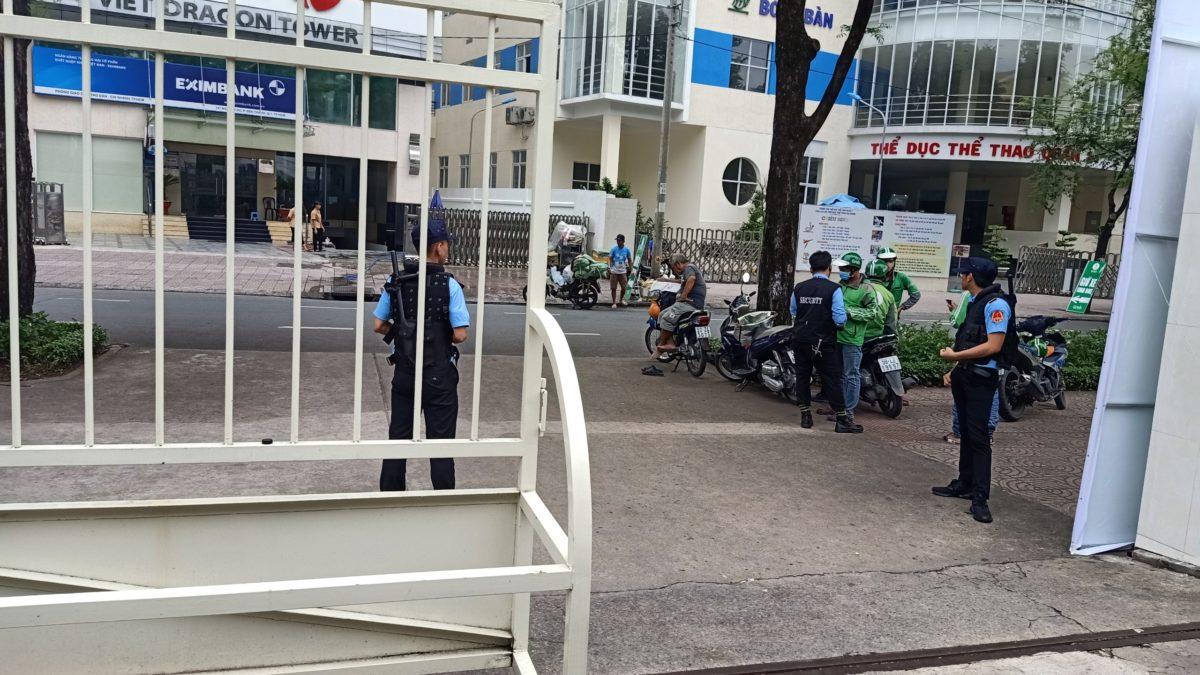 Dịch vụ bảo vệ chuyên nghiệp Đà Nẵng uy tín