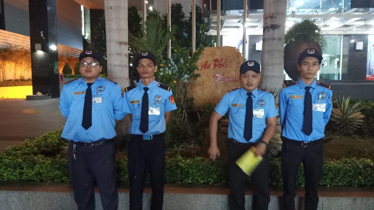 Dịch vụ bảo vệ chuyên nghiệp Điện Biên