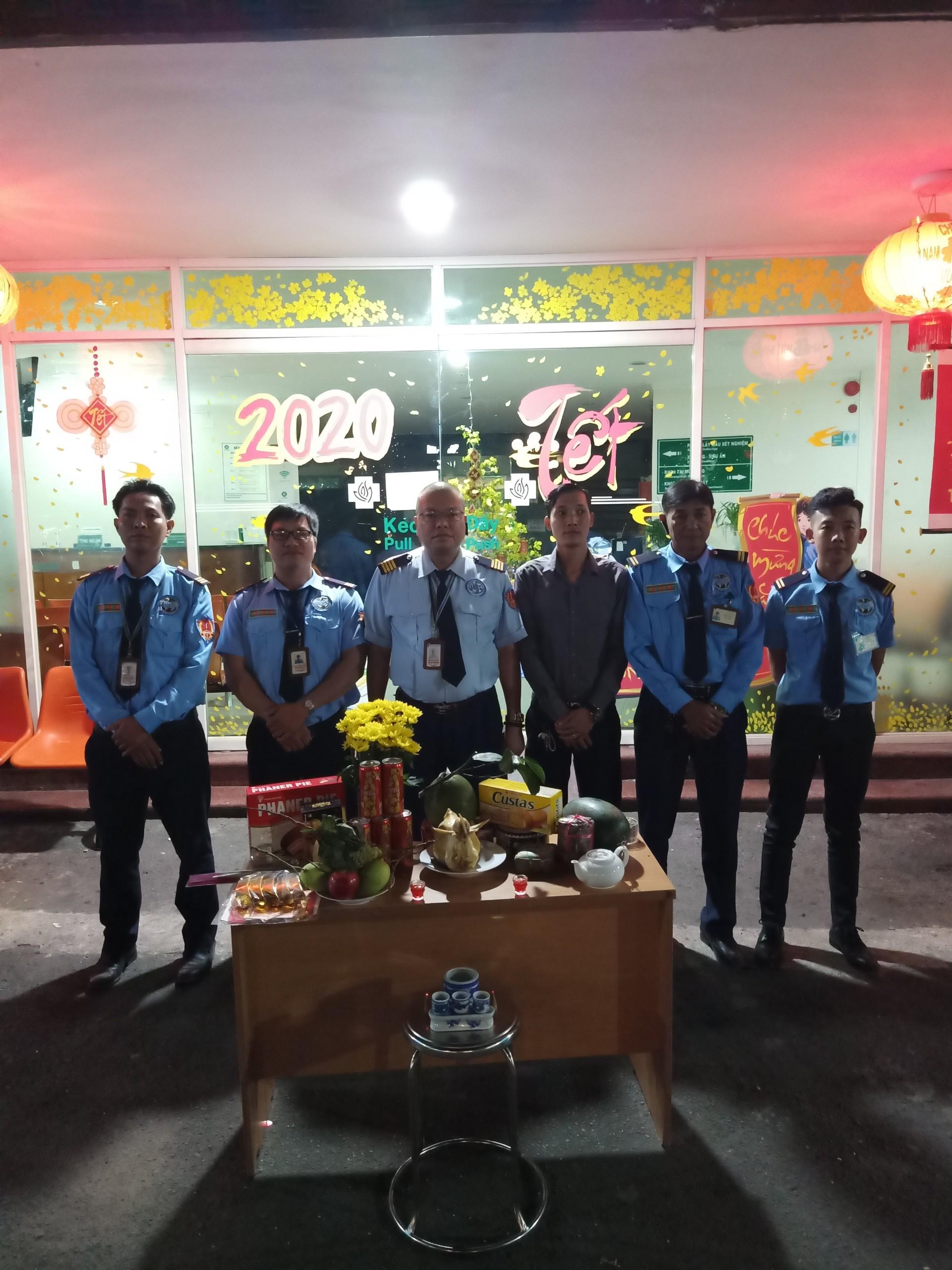 Cty bao ve gia re Hai Phong