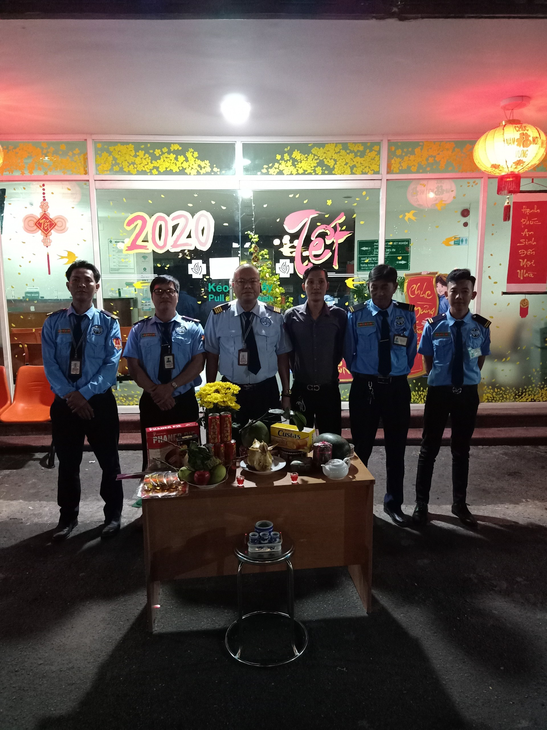 Cty bao ve tai Hung Yen