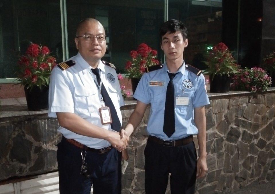 Cty bảo vệ ở Hưng Yên