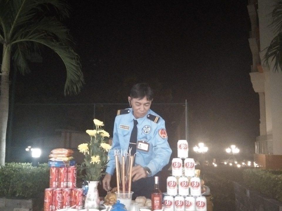 Cty bảo vệ ở Kiên Giang