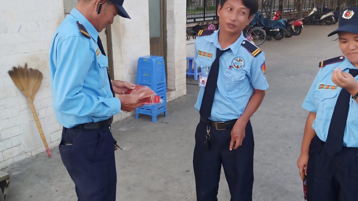 Cty bảo vệ ở Lạng Sơn