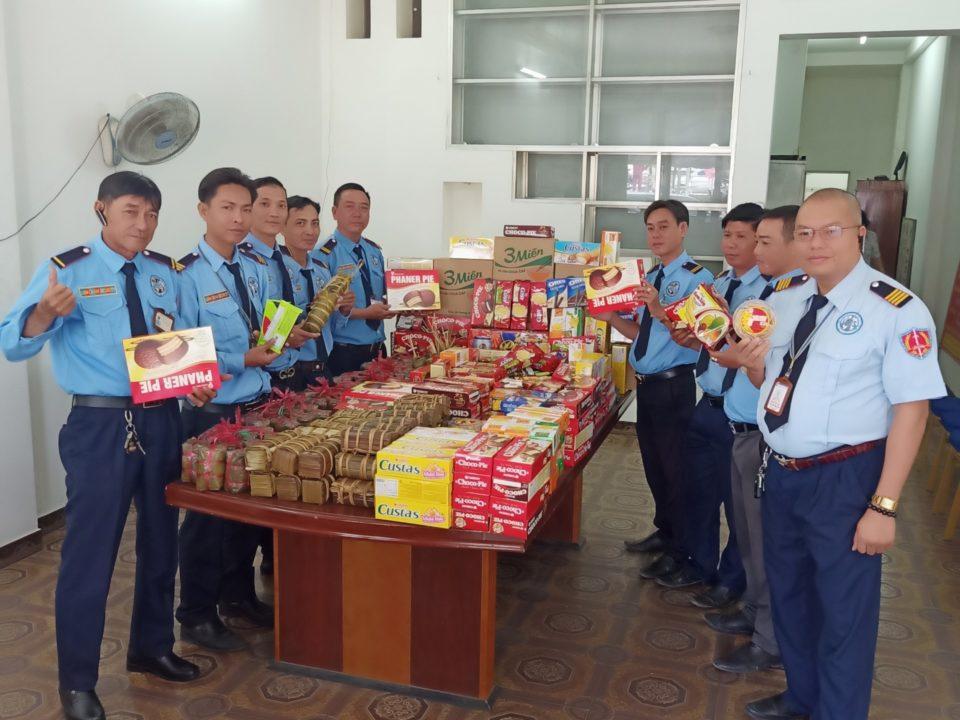 Cty bảo vệ ở Lào Cai