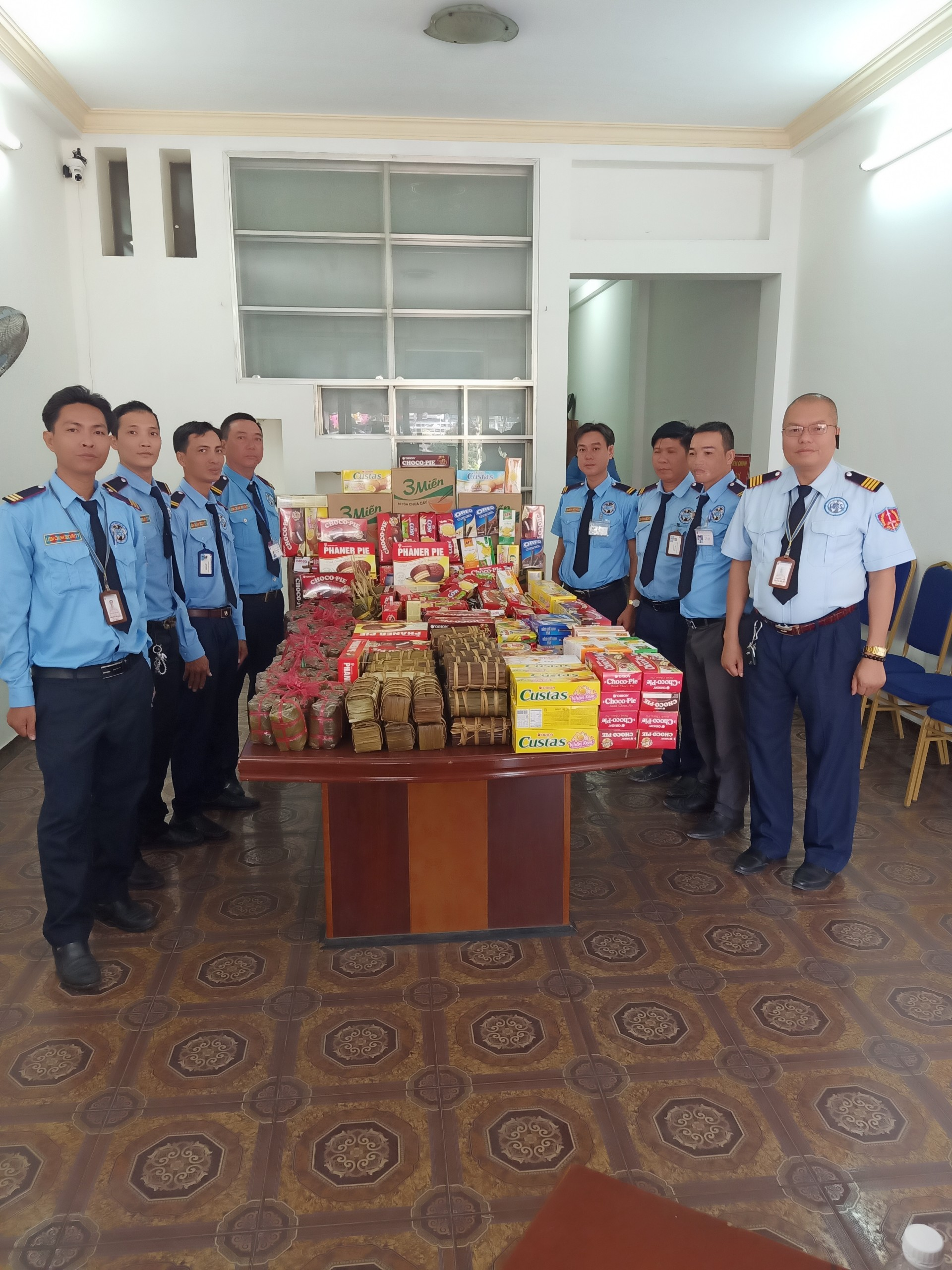 Cty bảo vệ ở Nam Định