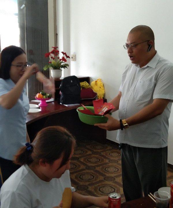 Cty bảo vệ ở Quảng Bình