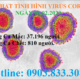 Tin tức mới về dịch do Virus Corona ngày 09.02