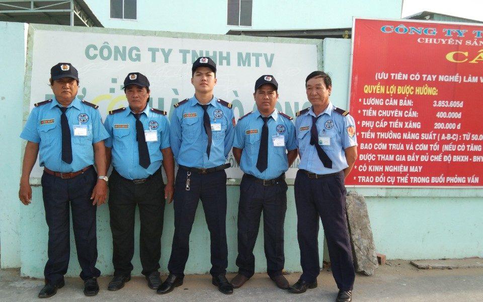 Cty bao ve tai Thai Binh