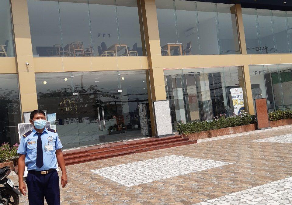 Cty bảo vệ ở Thừa Thiên Huế