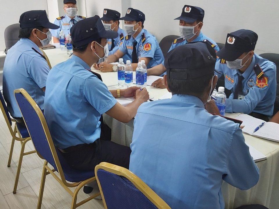 Cty bảo vệ ở Tuyên Quang
