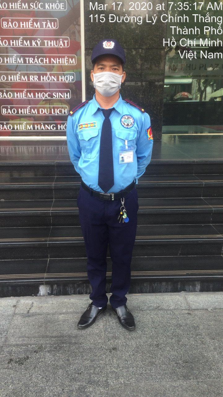 Cty bảo vệ ở Thái Nguyên