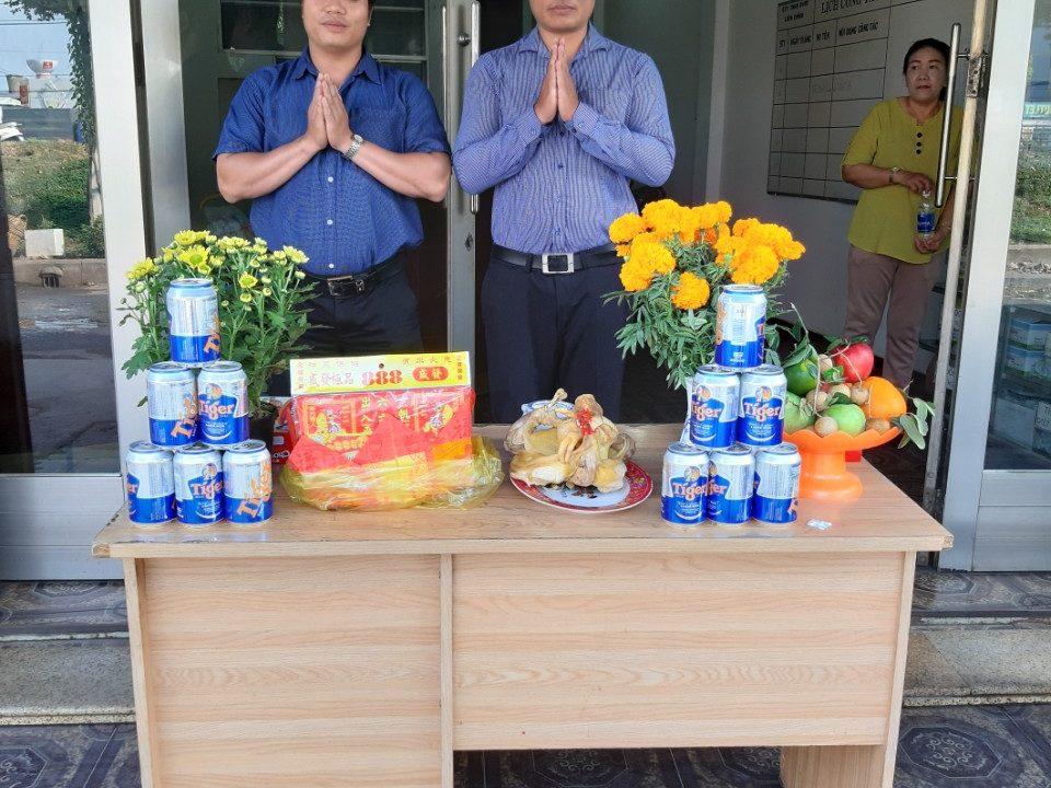 Cty bao ve tai Quang Ngai