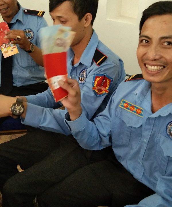 Cty bảo vệ ở Quảng Ngai