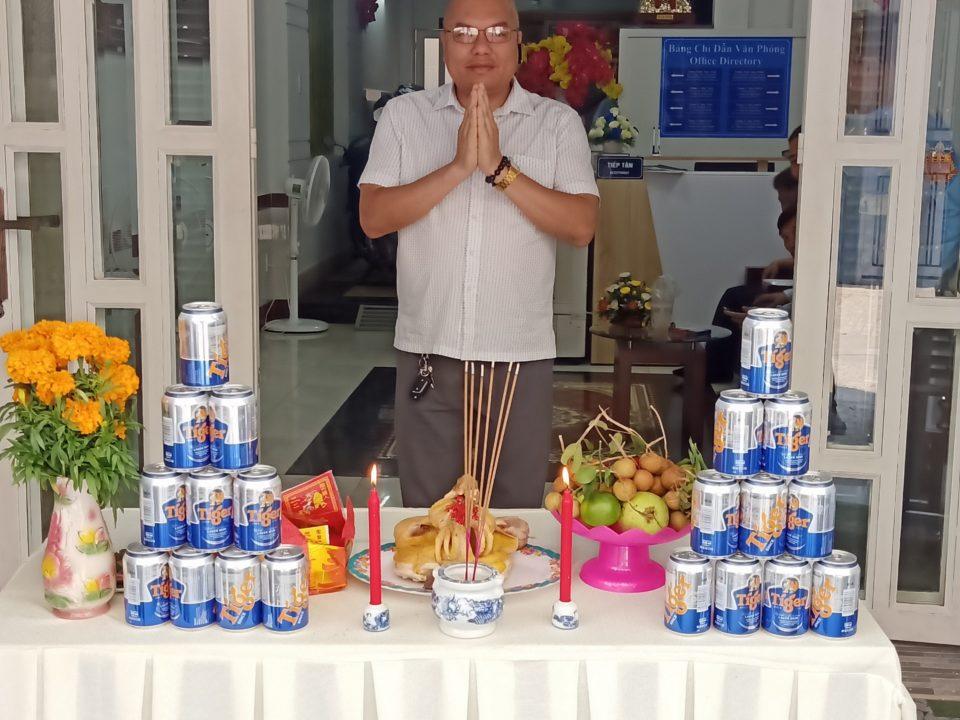 Cty bao ve tai Quang Tri
